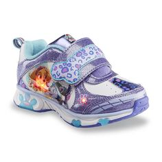 Nickelodeon Toddler Girl's PAW Patrol Purple/White Light-Up Sneaker - Clothing, Shoes & Jewelry - Shoes - Baby & Kids Shoes - Toddler Girls' Shoes