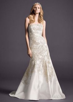 2014 Wedding Trend: 103 Fabulous Beaded Wedding Gowns | HappyWedd.com