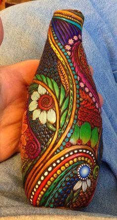 Jael's Art Jewels Blog: Week 2 of 2015 Polymer Clay Challenge