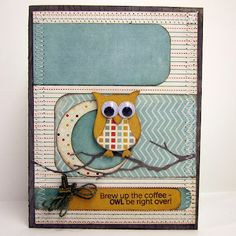 the Scrapping Actuary ...: Owl be right over ...