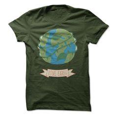 Love Earth Shirt