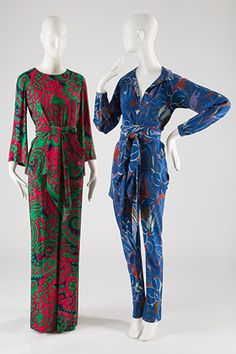 Fashion Institute of Technology - Yves Saint Laurent + Halston: Fashioning the 70s  Special Exhibitions Gallery February 6 - April 18, 2015