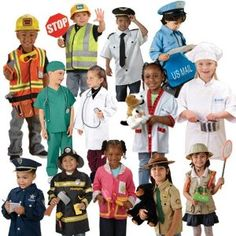 Realistic, easy-on costumes—designed to fit a wide range of sizes ...
