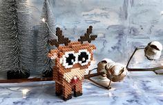 Perlerier for store & små Hama Beads Patterns, Beading Patterns, 3d Perler Bead, Hobbit, My Little Pony, Diy And Crafts, Teddy Bear, Glad, Christmas