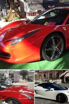 """Ferrari, Lamborghini, Maserati, Porsche, Jaguar, Auto Storiche... Visita il nostro Sito Web Ufficiale (http://www.noleggidilusso.it/) e Scopri la Magica Flotta Auto di """"Noleggi di Lusso""""!!!"""