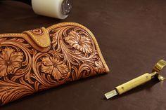 革・材料 I☆N FACTORY × Handmade custom Leathers Awake ブログ | レザーカービング