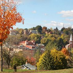 Galena, Illinois, one of my favorite places!