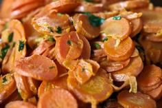 Saffron Carrots with Grand Marnier | Edible Santa Fe