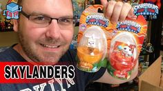 Skylanders Trap Team Wave 4 Figures + Easter Variants