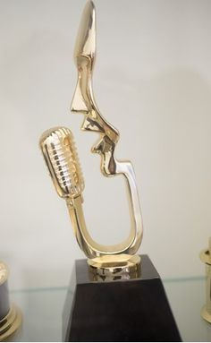 We love the #BillboardMusicAwards, not just because it celebrates some of the best music produced throughout the year, but because their #trophy is one of the more unique #awards we've ever seen! http://www.gospikes.com/t-blog.aspx