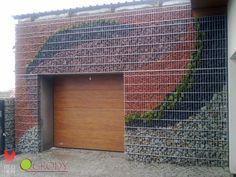 Redhen | gabions | gabion fence - Realizations - Category: Realizacje