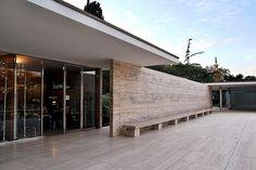 Pabellón Alemán de Barcelona 06 12715 - Mies van der Rohe, Architect