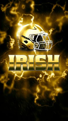 """""""Notre Dame"""" is """"Our Lady"""" in French. Nd Football, Notre Dame Football, Football Helmets, College Football, Football Quotes, Football Uniforms, Notre Dame Wallpaper, Noter Dame, Go Irish"""