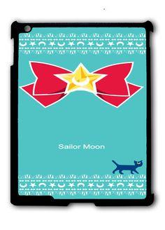 Sailor Moon 2 Ipad Case, Available For Ipad 2, Ipad 3, Ipad 4 , Ipad Mini And Ipad Air