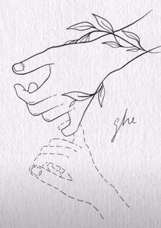 One Direction Tattoos, Harry Styles Tattoos, Hip Tattoos Women, Couples Tattoo Designs, Pencil Art Drawings, Couple Tattoos, Ink, Tattoo Ideas, Tik Tok