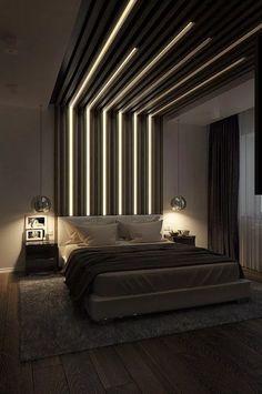 luxurious bedroom design ideas ~ Page 11 . luxurious bedroom design ideas ~ page 11 – home decor Modern Luxury Bedroom, Luxury Bedroom Design, Bedroom Furniture Design, Home Room Design, Master Bedroom Design, Luxurious Bedrooms, Home Decor Bedroom, Interior Design, Bedroom Ideas