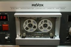 Tape Deck Revox B 710 MKII - www.remix-numerisation.fr  methuselahpalooza