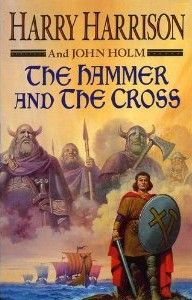The Hammer and the Cross is the first in the series of novels written by Harry Harrison and John Holm, the pseudonym for the Tolkien scholar Tom Shippey. The book chronicles the rise of the protagonist Shef, a bastard son of a Viking and an English lady. The book is set in the 9th century England where Viking raids are common and presents an alternate history to the one we know.