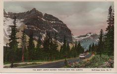 1930's Canada Postcard Hagins collection.