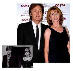♥♥Paul McCartney♥♥ ♥♥Jane Asher♥♥ then & now