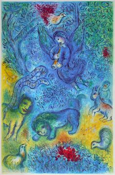 Marc Chagall ...beautiful art