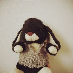 セーター編んだ