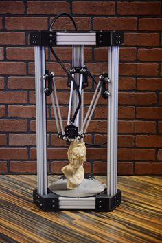 3ders.org - Clean and elegant DeltaMaker personal 3D printer | 3D Printer News & 3D Printing News