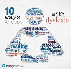 Strategies that can help your dyslexic child