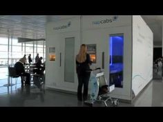 Discover the comfort of four brand new napcabs sleeping cabins at Munich Airport Capsule Hotel, Hostel, Munich, Two By Two, Sleep, Brand New, Architecture, Bliss, Motivational
