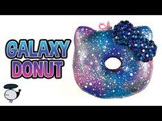 DIY DECO SQUISHY TUTORIAL: GALAXY - YouTube  SUGOI
