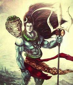 Lord shiva on pinterest shiva dubstep and hindu art for Har har mahadev tattoo