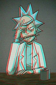 Uploaded by Find images and videos about rick and morty and rick bad on . - Uploaded by Find images and videos about rick and morty and rick bad on We Heart It – the - Trippy Wallpaper, Cartoon Wallpaper, Cool Wallpaper, Rick Wallpaper, Iphone Wallpaper Rick And Morty, Rick And Morty Drawing, Rick I Morty, Trippy Rick And Morty, Ricky And Morty