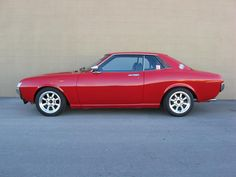 1973 Toyota Celica, bought in 1983 from four Iranian Aggies