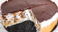 Cake Recipes, Dessert Recipes, Torte Recipe, Kolaci I Torte, Torte Cake, Delicious Deserts, Biscuit Cake, Croatian Recipes, Different Cakes