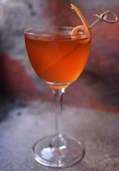 The Clipper from Strøm cocktail bar in Copenhagen