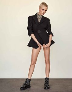 The Edit September 2017 Cara Delevingne by Alexandra Nataf - Fashion Editorials