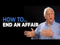 You are not quite sure how you got yourself into the affair, and even less sure about how to end an affair. Here are some tips on ending an affair.
