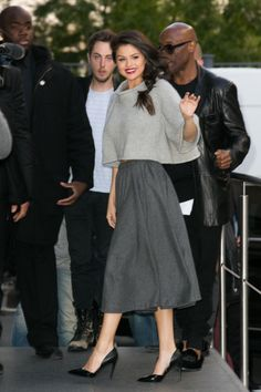 Image result for selena gomez winter style 2016