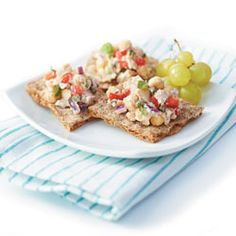 Find more healthy and delicious diabetes-friendly recipes like Mediterranean Tuna Salad on Diabetes Forecast®, the Healthy Living Magazine.