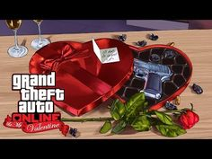 Celebrate Valentine's Day in Los Santos this year with Grand Theft Auto Online: Be My Valentine available now in-game on Xbox One. Be My Valentine features a. Xbox One Video, Video Game Logic, V Games, Xbox One Games, Gta 5 Online, Online Games, Rockstar Games Gta, New Gta, Bioshock Cosplay