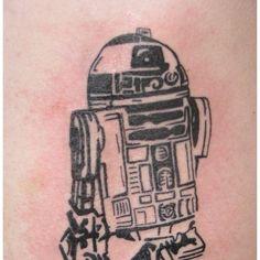 R2 D2 Tatoo