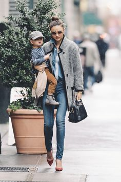 Miranda.  | I could come back in another life as her.  Also, 50% of that child is Orlando Bloom.