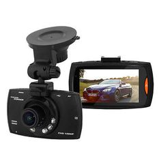 2AFE Driving Recorder 2.2 Inches 1080P Camcorder Wide Angle Support USB TF