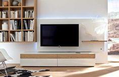 Private Einrichtungen > Wohnzimmer > TV-Möbel / Soundmöbel / Einzelmöbel - hülsta Media-Paneel NEO - Einrichtungshaus Hüls