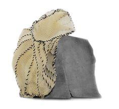 Myung Urso Brooch: Still Life 2013 Silk, Thread, Sterling silver