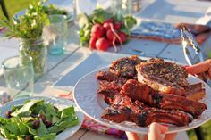 Smoky Country Style Ribs