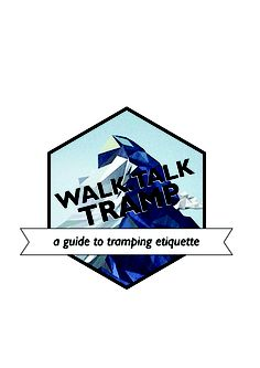 Possible logo for my tramping project