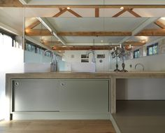 Apprentice Store / Threefold Architects – nowoczesna STODOŁA   wnętrza & DESIGN   projekty DOMÓW   dom STODOŁA