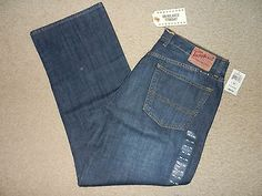 NEW Lucky Brand Mens Jeans Size 36x30 181 Relaxed Straight Medium Wash 36 x 30