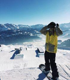 Kevin BackstromLaax Switzerland